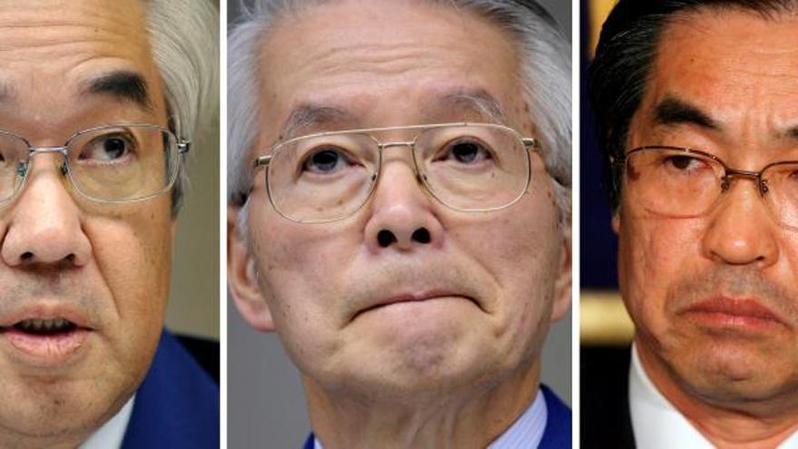 Absueltos tres exdirectivos de TEPCO procesados por el desastre de Fukushima