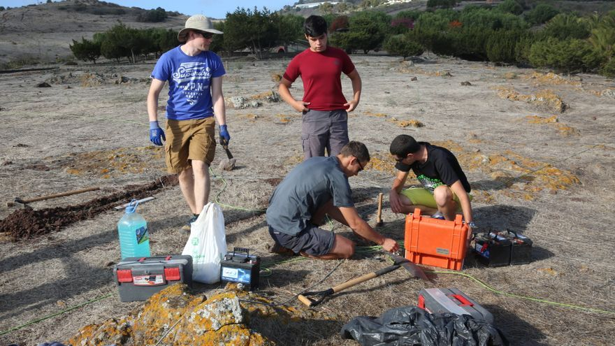 Catas geotérmicas en Gran Canaria