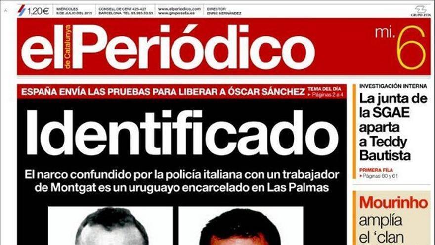 De las portadas del día (06/07/2011) #9