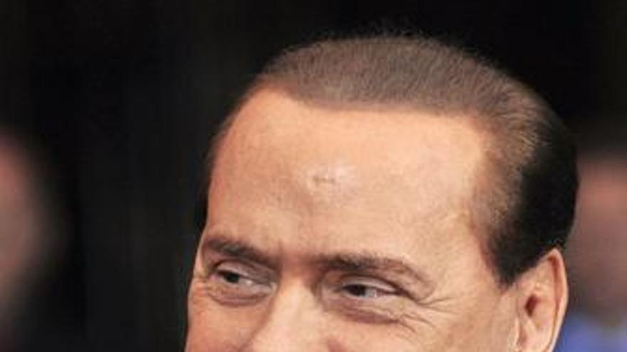 La nueva Ley de Berlusconi prescribiría la mitad de los procesos jurídicos
