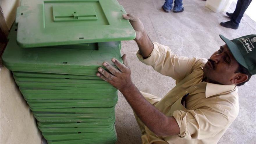 Ban preocupado por la violencia durante la campaña electoral en Pakistán