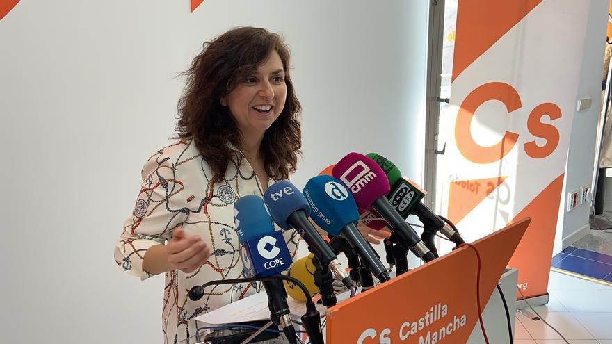 """Orlena de Miguel, tras la caída de Ciudadanos: """"En Castilla-La Mancha tenemos que hacer los cambios pertinentes"""""""
