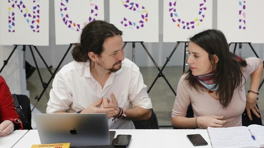 Iglesias y Montero justifican la compra de su chalet y explican que pagarán 1.600 euros al mes durante 30 años