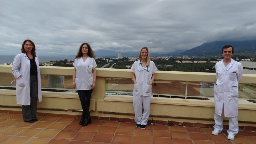 El Costa del Sol participa en un ensayo clínico para evaluar el tratamiento con plasma de curados
