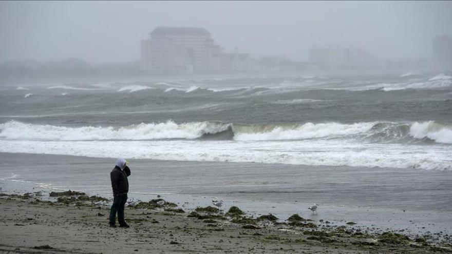 La undécima depresión tropical del Atlántico se dirige a la costa este de EE.UU.
