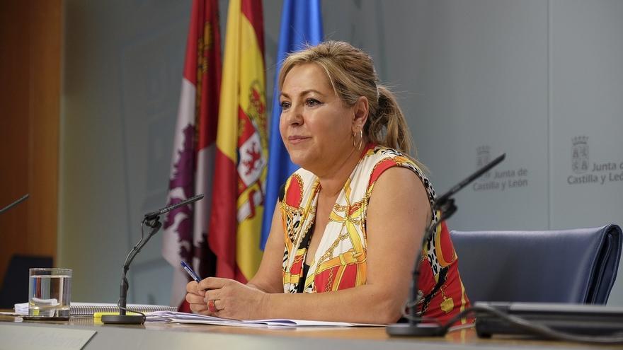 La vicepresidenta de Castilla y León afirma que tomó dos cervezas, asume su error y trasladará su decisión a Herrera