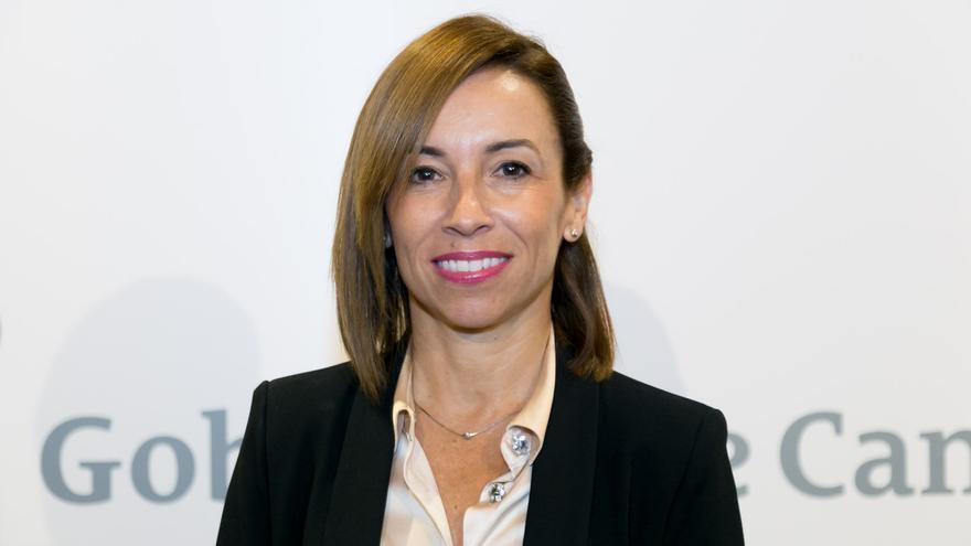 Rosana Melián, directora general de Energía del Gobierno de Canarias.