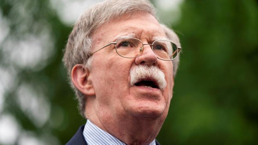 EE.UU. despliega grupo aeronaval en Oriente Medio por las amenazas de Irán