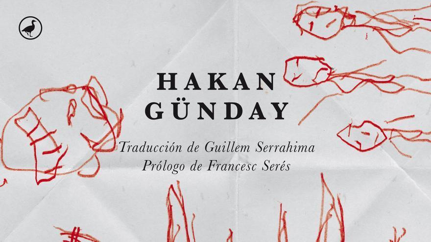 Portada de '¡DAHA!', de Hakan Günday