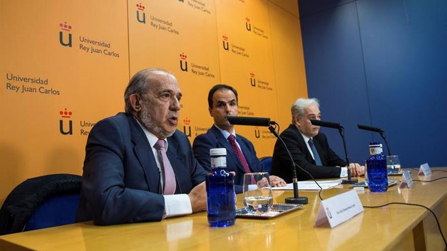 Comparecencia de los responsables de la URJC.