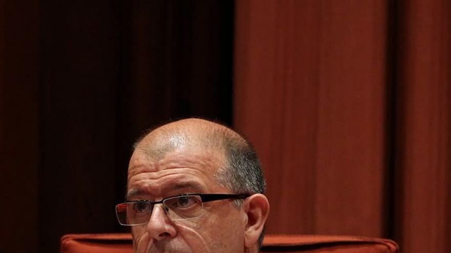 """Zaragoza (PSC) acusa a Iglesias de """"pactar"""" con Cs para no investir a Sánchez"""