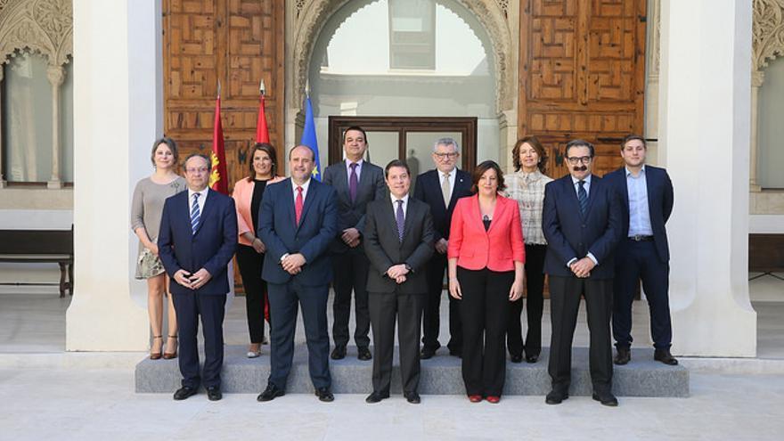 Gobierno Castilla-La Mancha