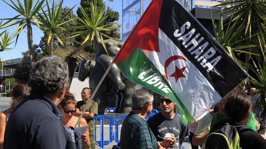 Convocan una concentración en Barajas por vulneración de derechos saharauis