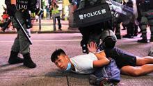 """Los activistas de Hong Kong prometen pelea contra la ley de seguridad nacional de China: """"Nuestro espíritu nunca será aplastado"""""""