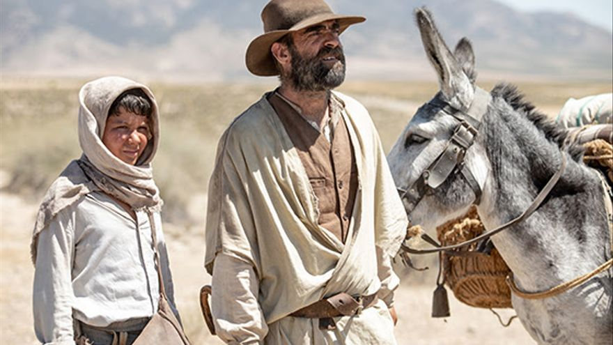 Luis Tósar protagoniza 'Intemperie' de Benito Zambrano