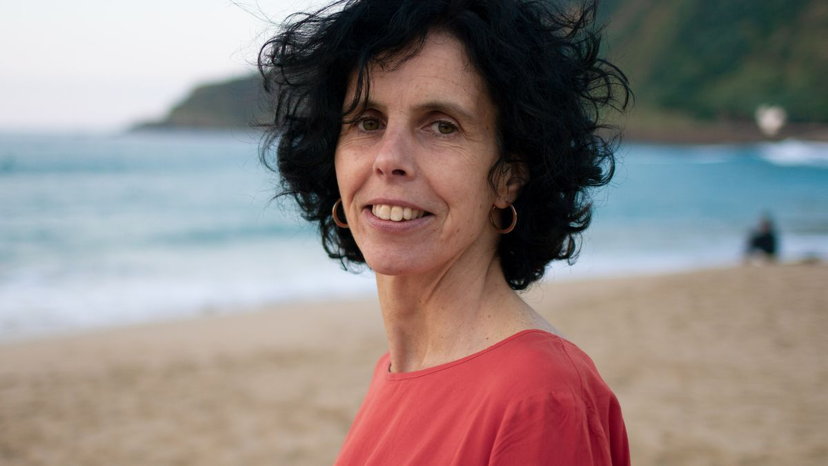 Maru Solores, directora de cine