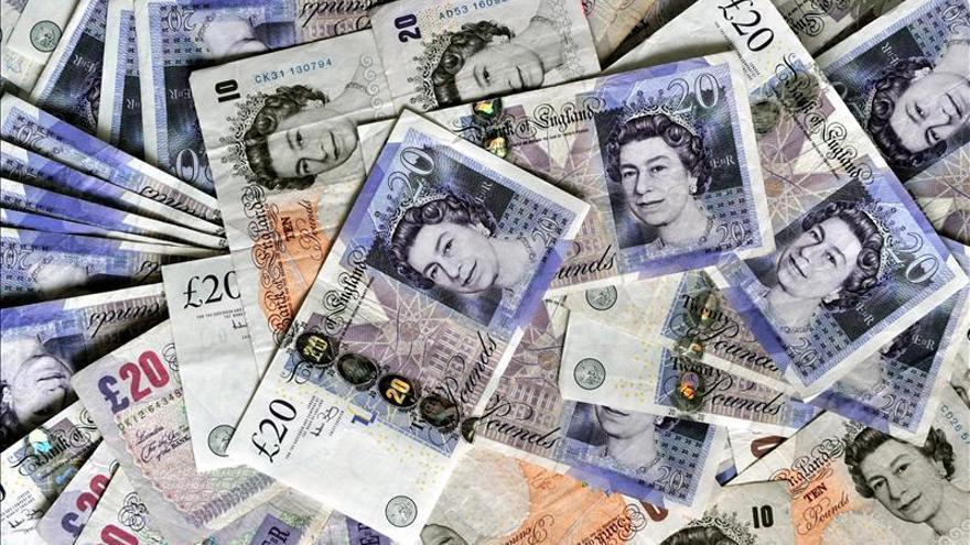 Reino Unido sufrió una contracción del 0,3 por ciento en el último trimestre de 2012
