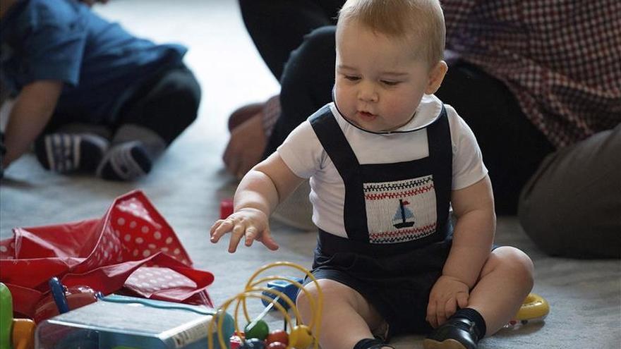 El príncipe Jorge irá a una guardería de Norfolk a partir de enero