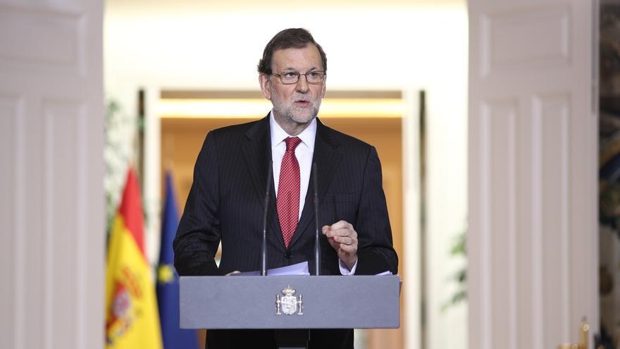 """Rajoy define 2016 como """"el año de la incertidumbre"""" pero destaca que """"se han evitado males mayores"""""""