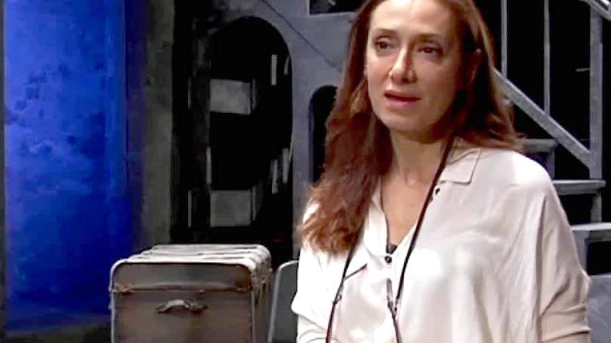 La diputada de Podemos Rosana Pastor