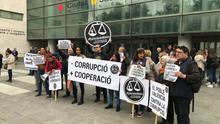 """Las ONGs consideran """"decepcionante"""" e """"indignante"""" la sentencia del 'caso Blasco' y califican las condenas de """"ridículas"""""""