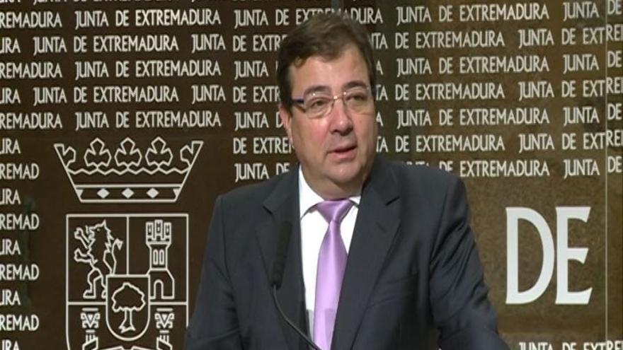 """Vara dice que los independentistas """"se sitúan fuera de la legalidad"""" porque dentro """"sus objetivos no se pueden cumplir"""""""