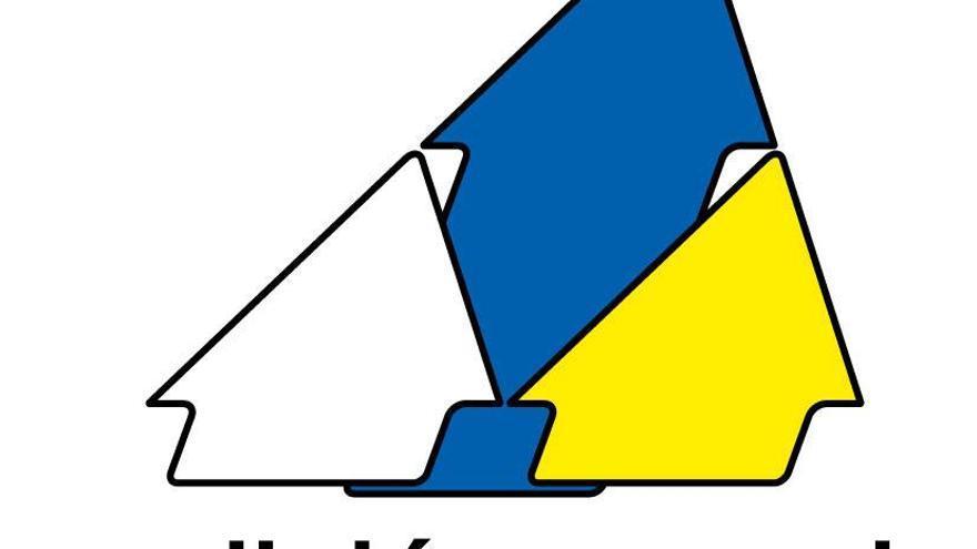 Logo de Coalición Canaria.