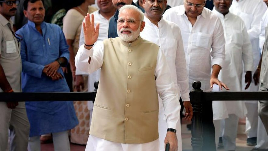 Modi arrebata a la oposición india uno de sus tesoros más preciados