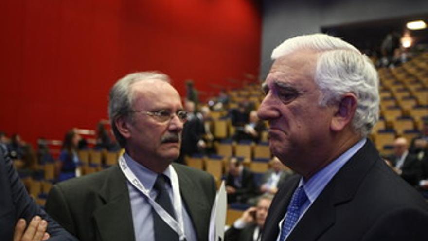 Presidente de la patronal andaluza CEA, Santiago Herrero