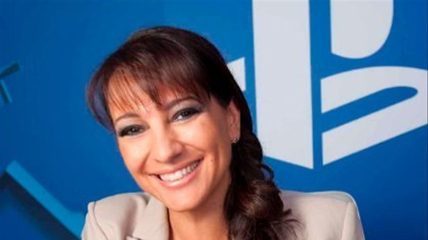 Cristina Infante PlayStation