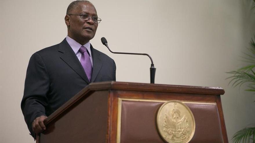 Presidente interino de Haití nombra a Enex Jean Charles nuevo primer ministro