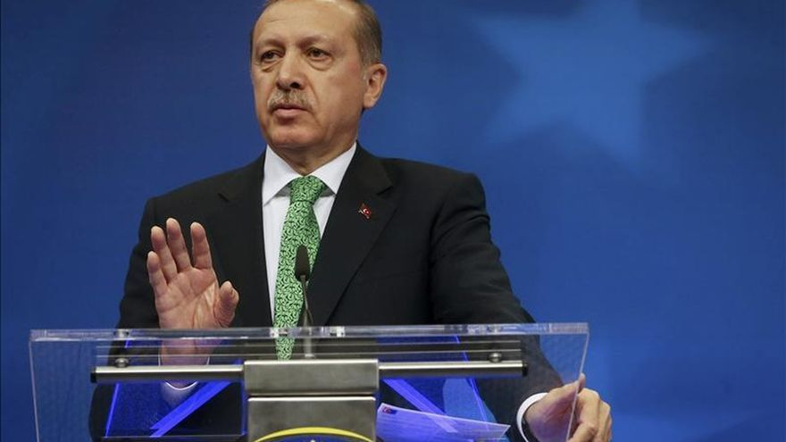 Erdogan invita al rey Mohamed VI de Marruecos a tomar té con su familia