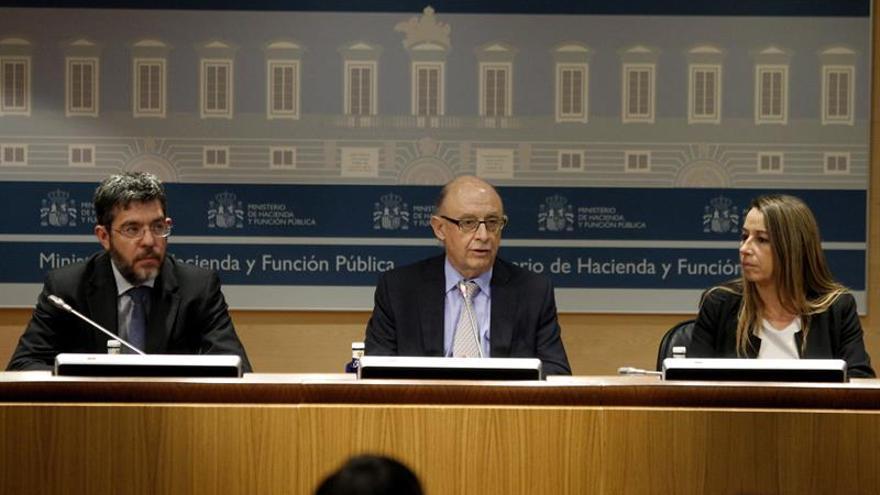 """Hacienda prevé """"girar"""" el gasto público para cumplir los acuerdos políticos"""