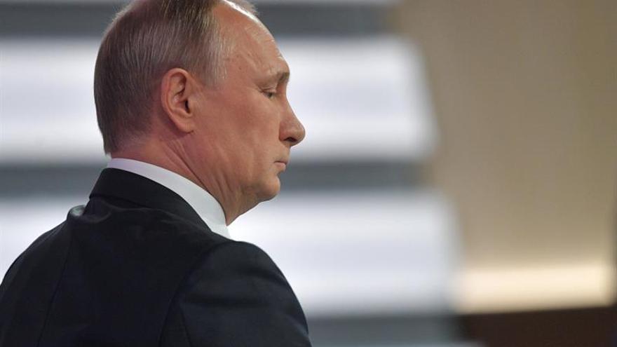 """Putin niega la prohibición de la película """"Matilda"""" sobre una relación prematrimonial del último zar"""