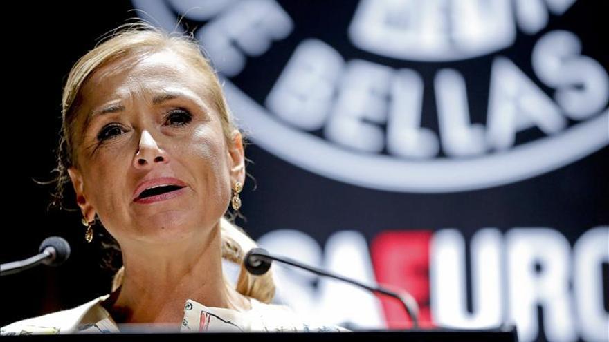 Cristina Cifuentes asegura que no quiere ser la sucesora de Ana Botella