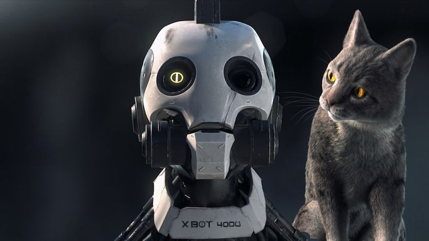 Fotograma de 'Love, Death + Robots'