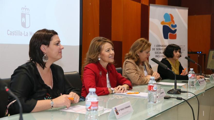 Inauguración de las I Jornadas de Servicios Sociales e Inclusión de la FEMP-CLM