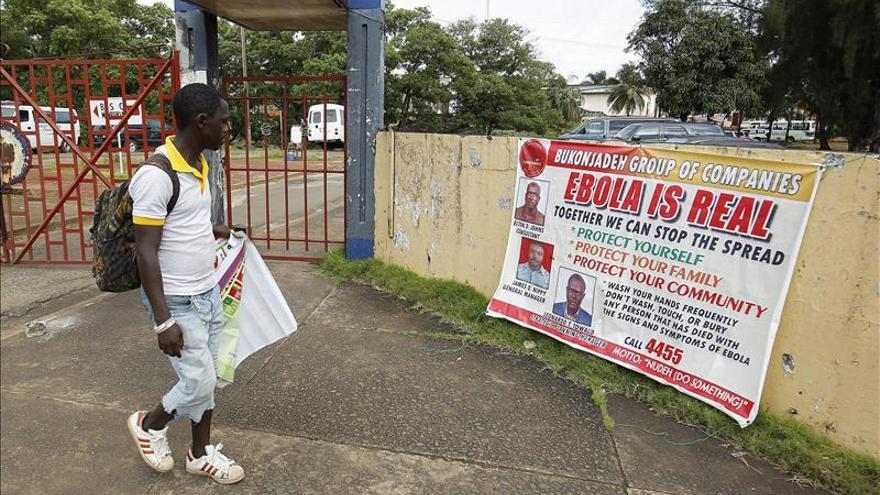Liberia reabre las escuelas tras permanecer cerradas seis meses por el ébola