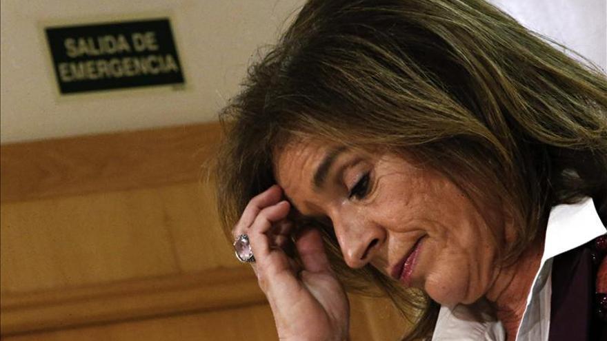 Ana Botella afirma que el caso Madrid Arena fue durísimo pero nunca ha pensado en dimitir