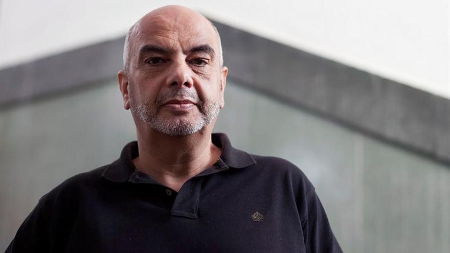 El investigador José Barrios