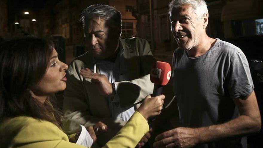 La salida de prisión de José Sócrates agita la precampaña electoral lusa