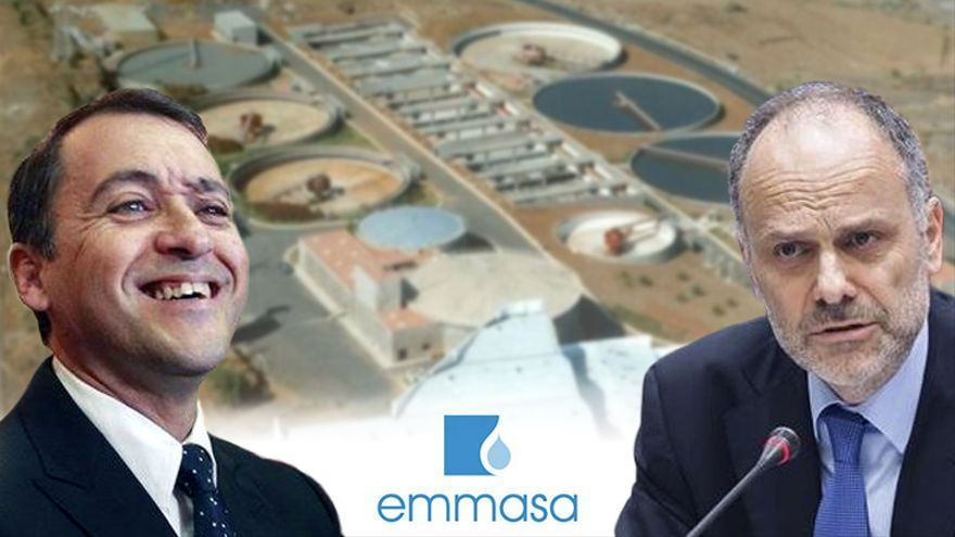 El Consejo Consultivo de Canarias avala que se exija a Sacyr la devolución del canon que Coalición Canaria le reembolsó por la privatización del agua de Santa Cruz
