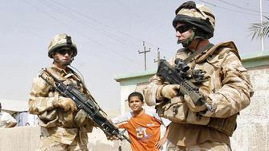 Reino Unido supo que Irak no tenía armas de destrucción masiva antes de la guerra