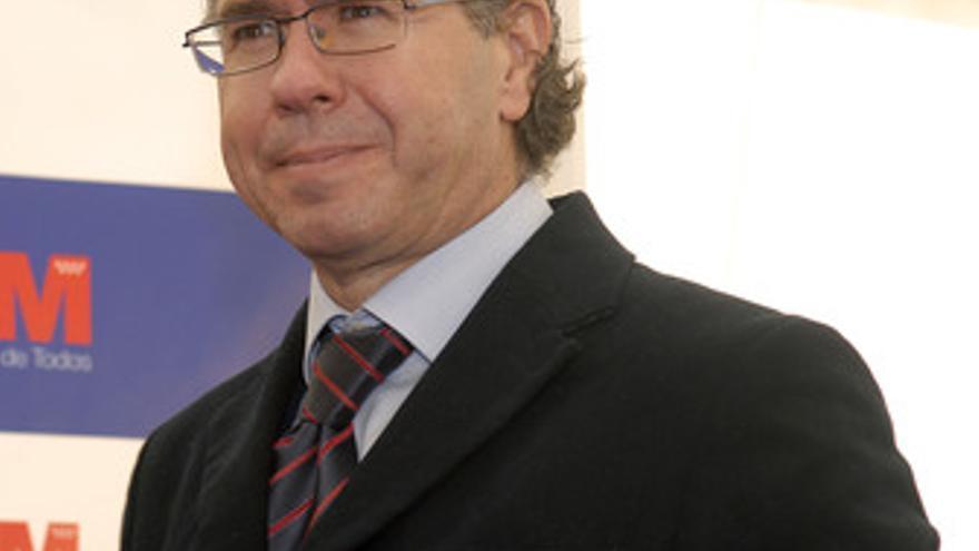 El consejero de Presidencia, Justicia e Interior de la Comunidad de Madrid, Fran