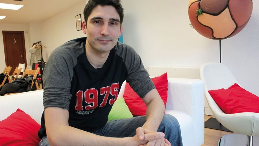 Francisco Téllez de Meneses, creador de 'Unepic' (Imagen: Cedida por Francisco Téllez de Meneses)