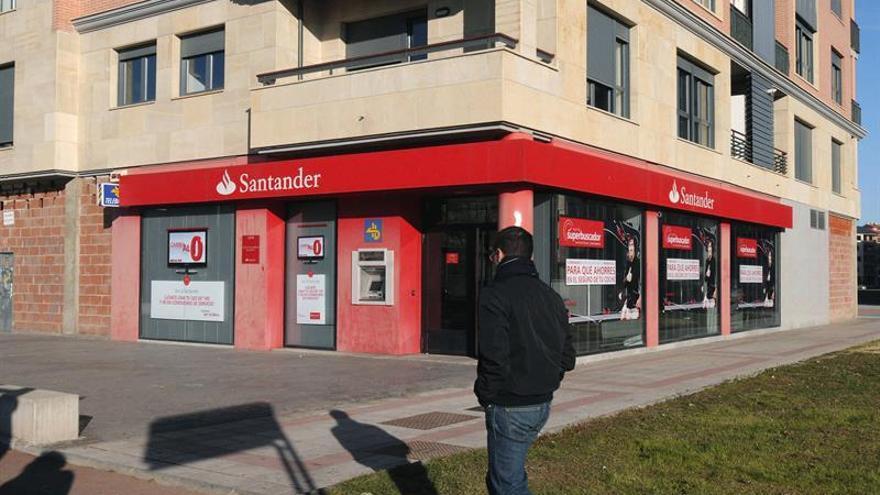 El beneficio neto del Santander UK sube el 5 % en la primera mitad de 2016