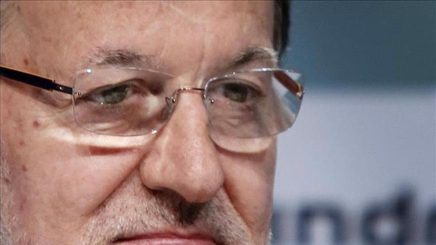 """Rajoy asume el efecto del """"martilleo"""" de la corrupción y promete contundencia"""