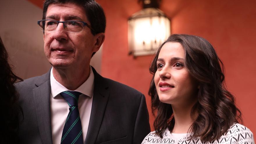 Marín reitera su apuesta por Arrimadas para suceder a Rivera aunque espera varios candidatos para las primarias de Cs