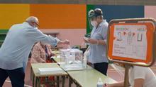 Los votantes de primera hora elevan en cuatro puntos la participación en Galicia respecto a 2016
