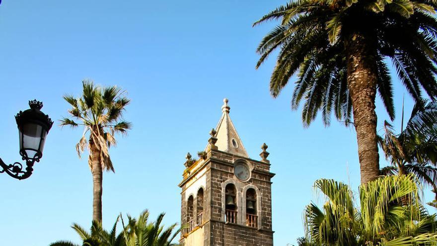 Convento de San Agustín, sede del primer instituto secundario de Canarias. VIAJAR AHORA